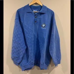 Vtg '90's BMW Oakville Dealership Sweater - XL